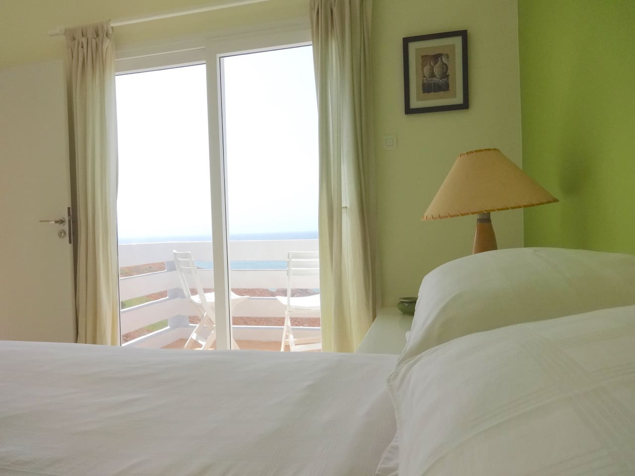 Your bedside view