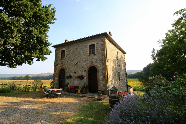 Agriturismo Le Spighe 2 cottages BB