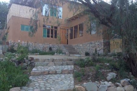 arriendo casa en montegrande - Paihuano - Casa