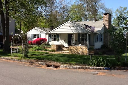 Comfortable, Private, Close to NYC - Parsippany-Troy Hills