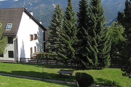 Trilocale in the heart of DOLOMITI - Townhouse
