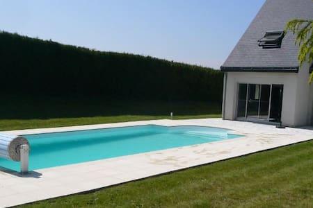 Chambres au calme près du Mans - La Bazoge - Bed & Breakfast