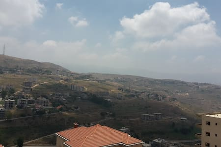 2 Bedroom Apartment with View - Sofar /Majdel Baana - Apartment