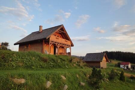 Domek w Jaworzynce - Chalet