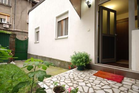 lovely downtown house with garden - Belgrado - Casa