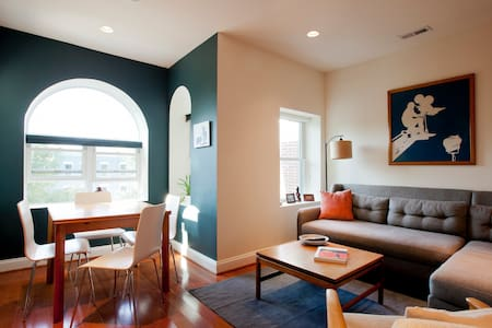 Private Room in DC Row House!