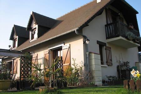 MAISON RANVILLE Normandie - Huis