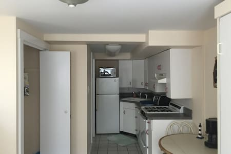 Beach Block Studio Apartment (C) - Ocean City - Apartment