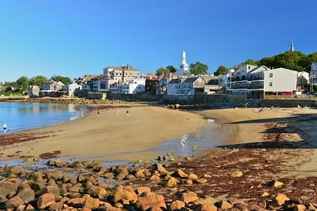 Private Beach Home - Rockport - Appartement