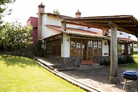 """""""La casa de Susana"""" Tapalpa - Tapalpa - Hus"""