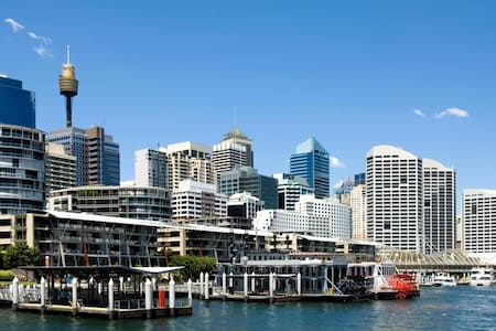 Private studiohotel Darling Harbour