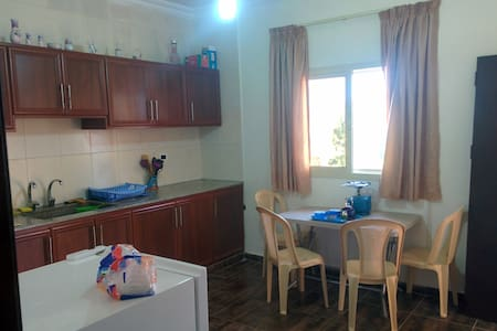Mount Lebanon Chouf furnished apt - Baqaata (Samqaniye), Chouf - Apartment