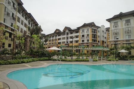 Studio unit ideal for Couples - Davao City - Lyxvåning