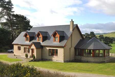 Highland Escapes - Cairngorms - Hus