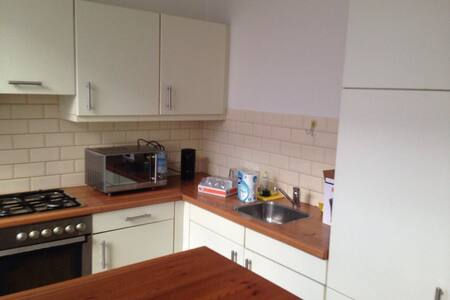 nice apartment 7 minute from center - Amsterdam - Condominium