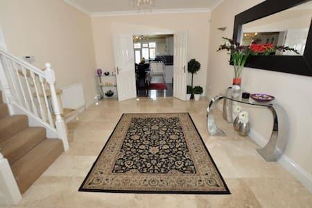 Spacious Large Room, close to tube - House