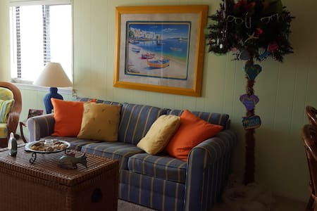 Atlantic Beach Condo - Appartement
