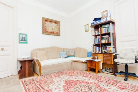 Spacious Cosy Room, Chistye Prudy!! - Moscow - Apartment