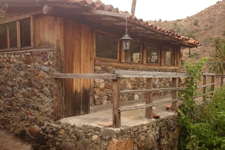 casa, 1 or 2 rooms 4 or 6 p max - Vallehermoso - House