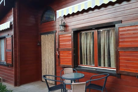 Fantastica casa de madera  La Rioja - House