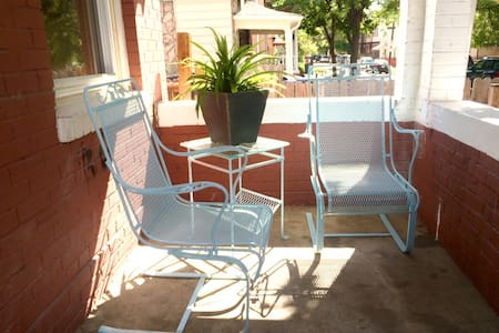 Sunny Cottage in Hip, Historic LoHi
