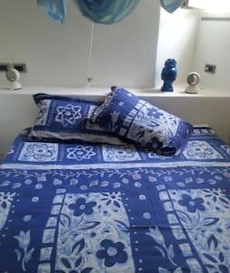 La stanza azzurra a Forio - House