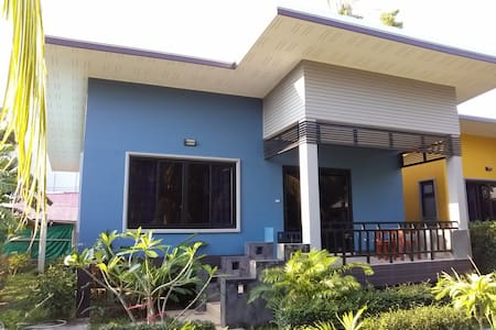 MN01: New 2 bedroom house 3 minutes near to sea - Ko Samui, Suratthani - Hus