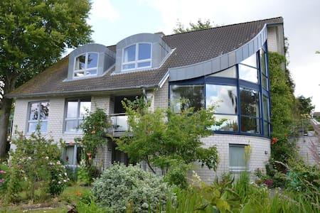 Wohnen am Grün und Meer - Schwedeneck - Apartamento