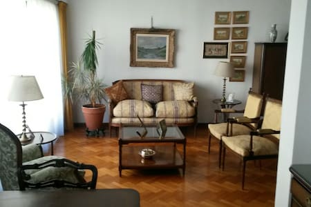 130m2 APT! - Best location Palermo