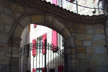 Chambre privée centre historique - Rekkehus