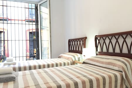 DOUBLE ROOM IN DOWNTOWN SEVILLE