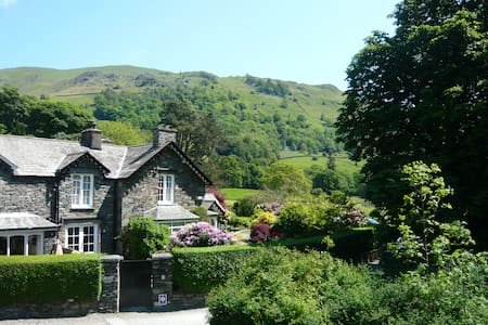 Rothay Lodge Apartment - Appartement