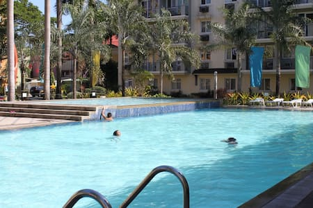 Two bed room unit along Ortigas Ave like resort - Pasig
