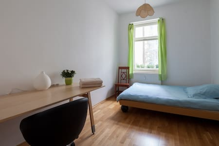 Quiet flat in very central location - München - Apartment
