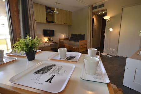 Beau studio confortable et au calme - Lejlighed