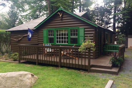 Vintage Catskills Cabin - Smallwood