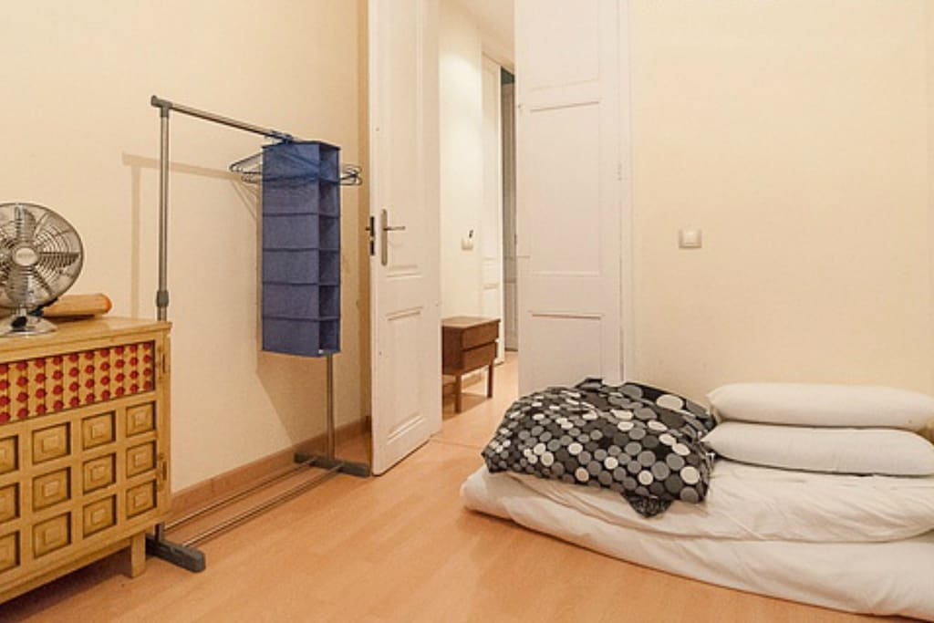 Cozy Room+Balcony BCN Top Location