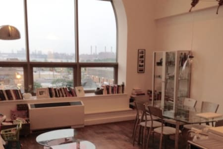 2BR/2BATH with Skyline NYC view