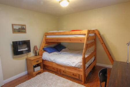 Cozy private room, resort-like home - Goleta - Haus