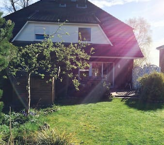 Fully equipped house to feel @home - Hamburg - Rumah