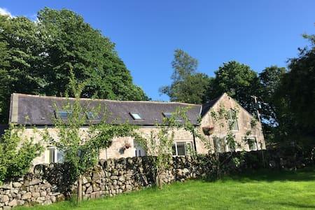 Luxury converted barn - Casa