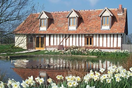 La Maison des Canards - Montviette - Huis