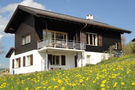 Alleinstehendes Ferienhaus - House