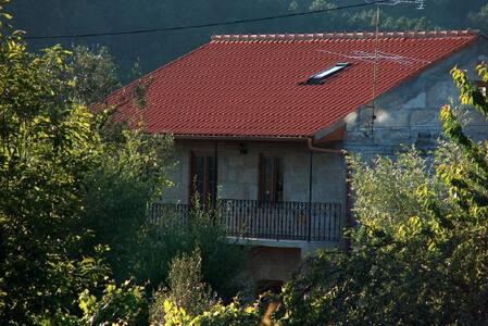 CASA DA FONTINHA - DOUBLE BEDROOM - Huis