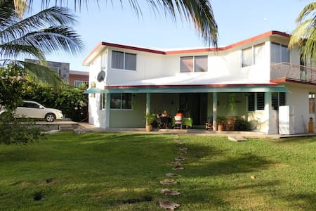 GREAT ROOMS IN ANIMAL FRIENDLY HOUSE - Villahermosa - House