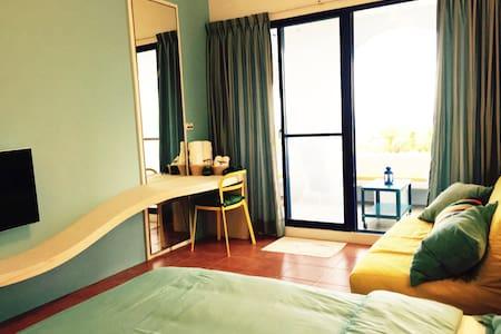 旅遊度假,安靜複式公寓 - Lakás