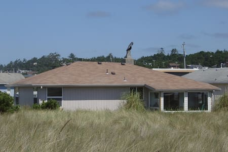 Bayshore Estates Beach House - Waldport - Casa