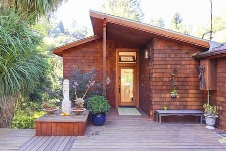 Charming Chalet in Mill Valley