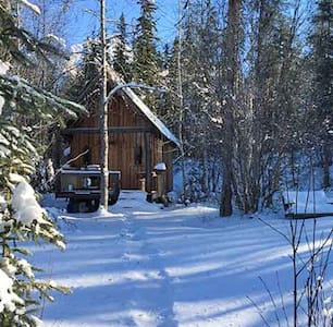Buffalo Ranch ~ Cabin on the Creek - Golden - Andere