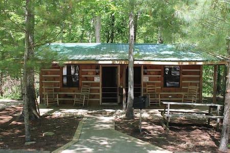 Duplex Cabin at Campground